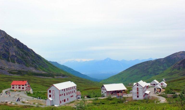 Путешествие по США: город Василла, Аляска