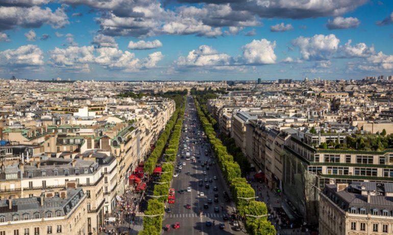 ТОП-5 самых посещаемых мест Франции