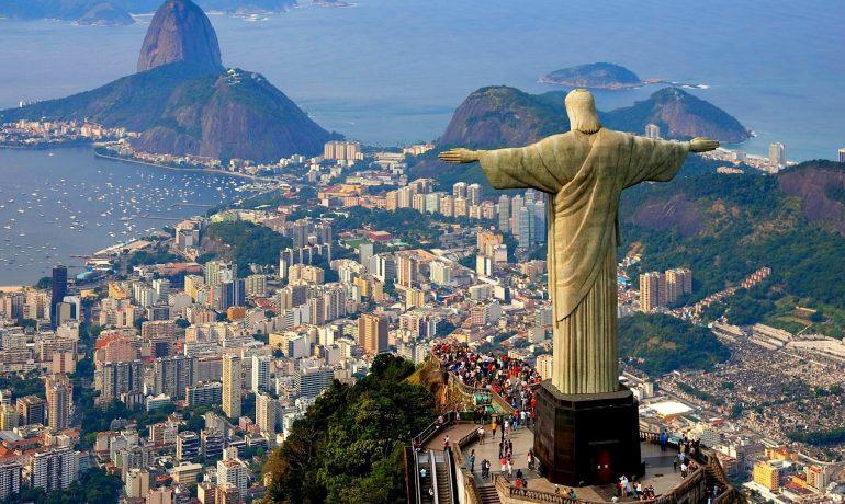 Бразилия. Пляжи, удивительная природа и исторические памятники