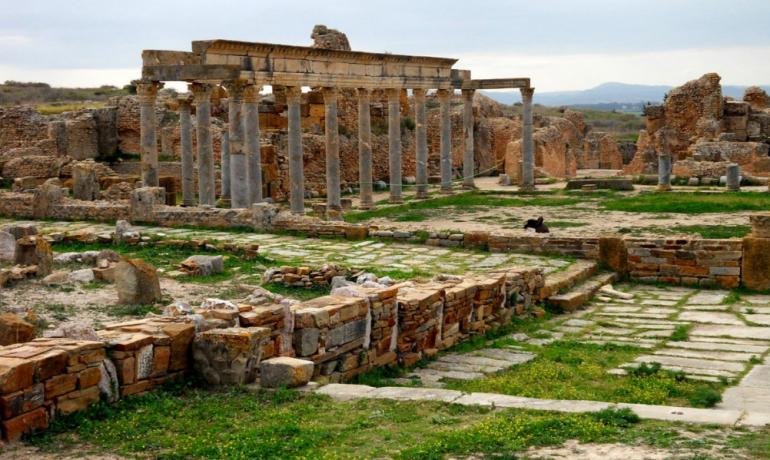 Карфаген - самый известный древний город на Средиземном море