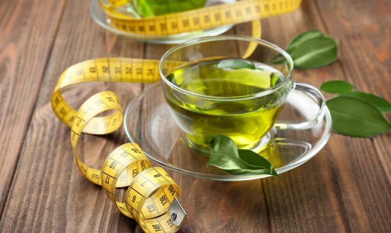 Что поможет похудеть: зеленый чай и травы для стройности