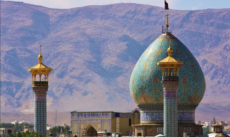 Волшебный силуэт Ирана