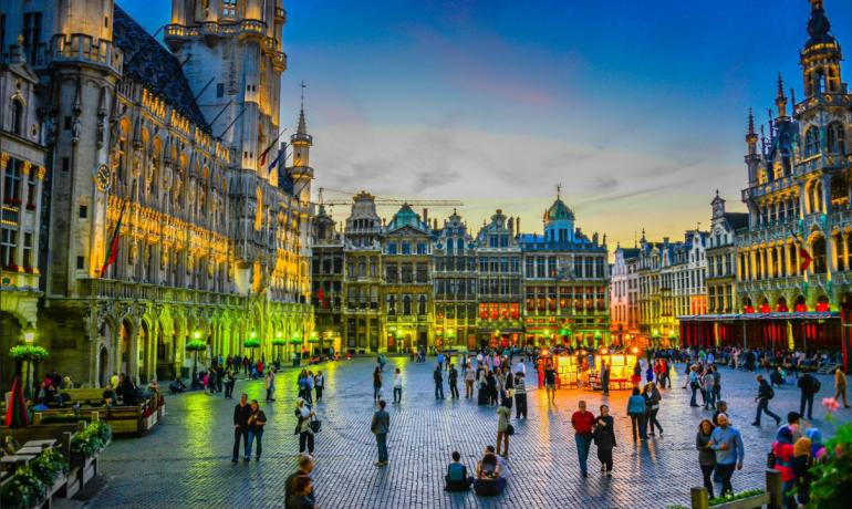 Лучшие отели Брюсселя
