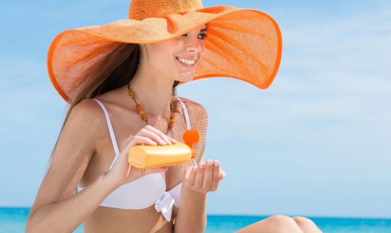 Солнцезащитные средства: свойства, действие и типы