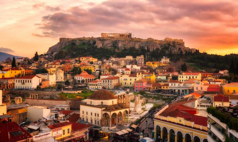 5 достопримечательностей, которые нужно посетить в Афинах