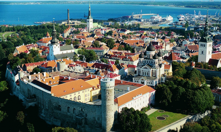 5 лучших исторических мест Эстонии