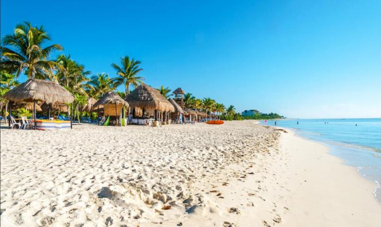 7 лучших мест для пляжного отдыха в Мексике