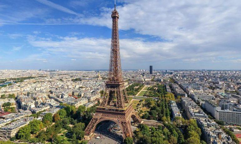 Франция - страна влюблённых