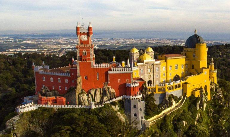 Культурный ландшафт города Синтра, Португалия