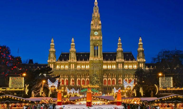 ТОП-6 главных рождественских рынков Вены, Австрия: места, где непременно стоит побывать