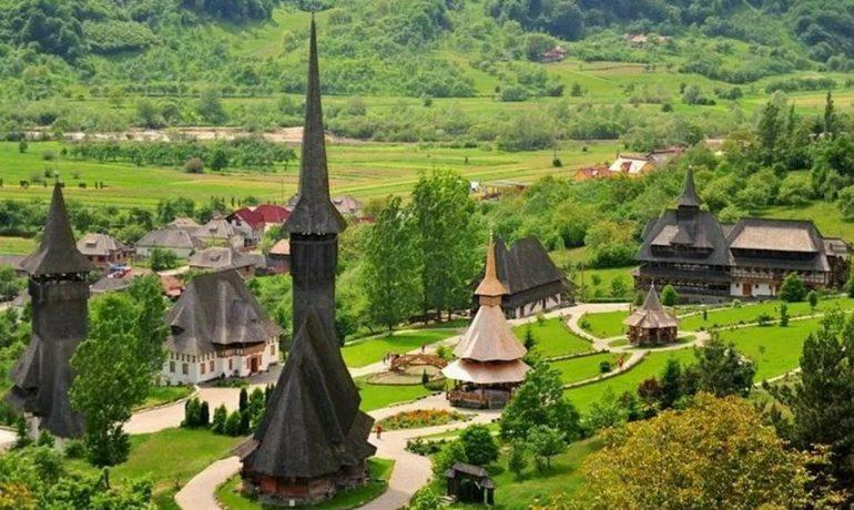 Деревянные церкви Марамуреш, Румыния