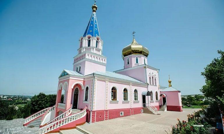 Димитриевский женский монастырь в Чадыр-Лунге, Молдова
