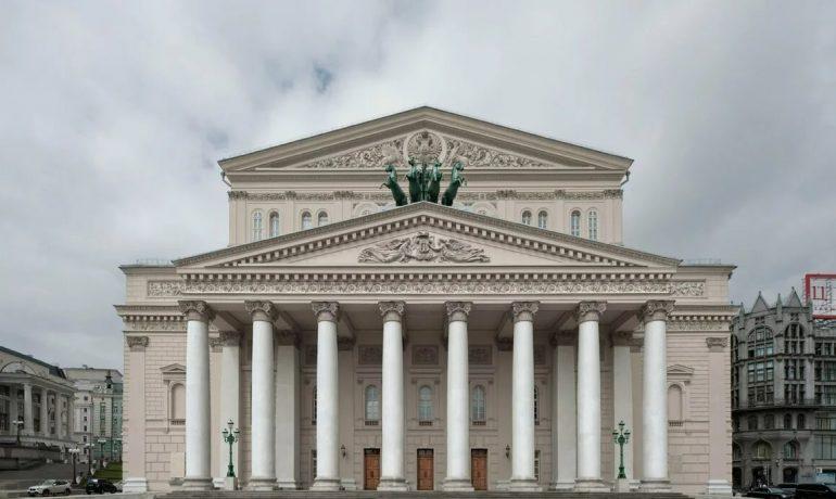 Большой театр в Москве: история возникновения и интересные факты