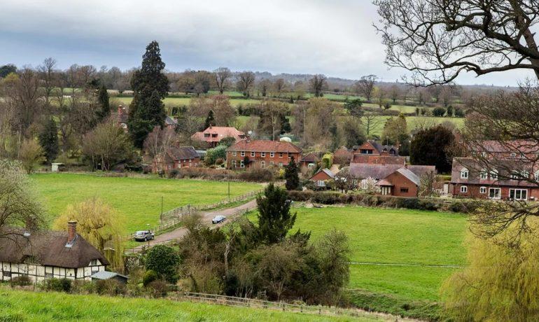 Сельская Англия: главные достопримечательности