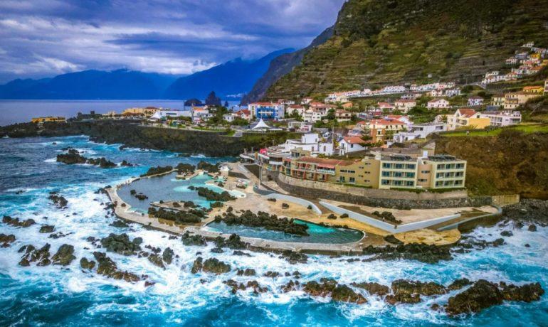 Мадейра, Португалия - атлантический райский сад