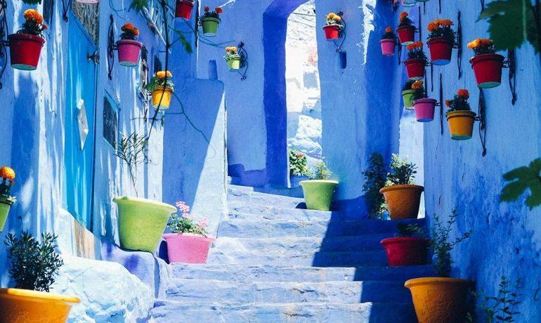ТОП-5 мест для фото в Марокко