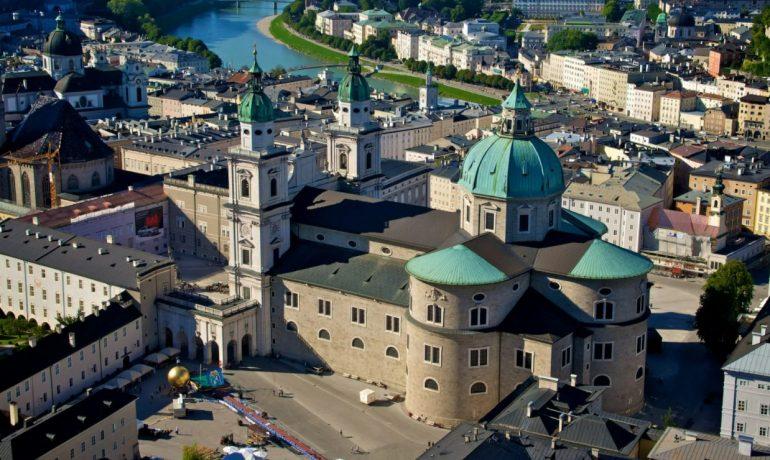 7 красивых церквей и соборов вдоль Дуная, которые стоит посетить