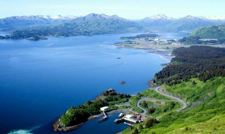 Путешествие по США: остров Кадьяк, Аляска