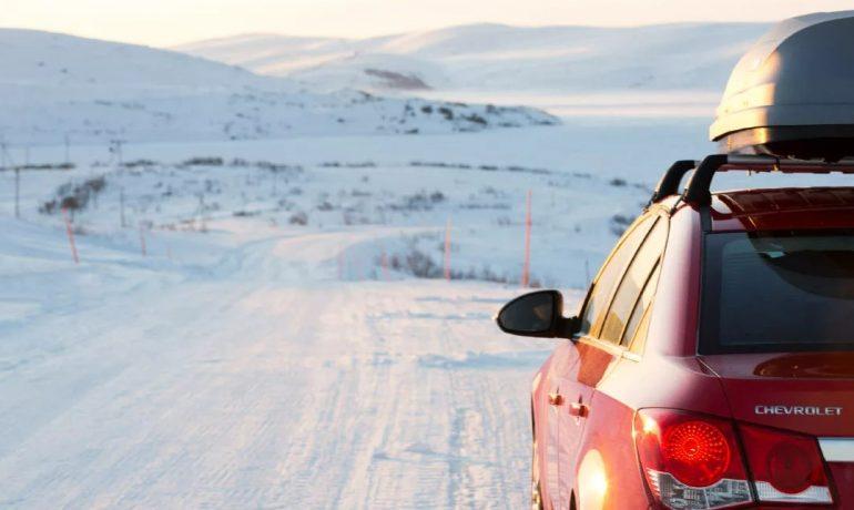 Как подготовиться к зимнему путешествию на автомобиле?
