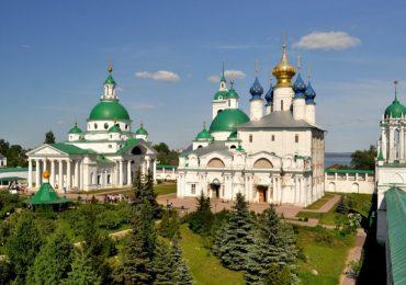 Золотое кольцо России: Ростов Великий. Часть 3