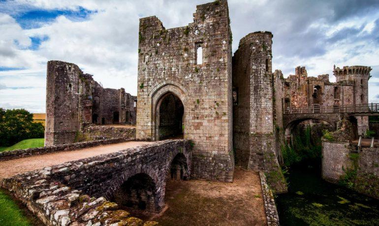 Замечательные замки, которые можно осмотреть в Уэльсе, Великобритания