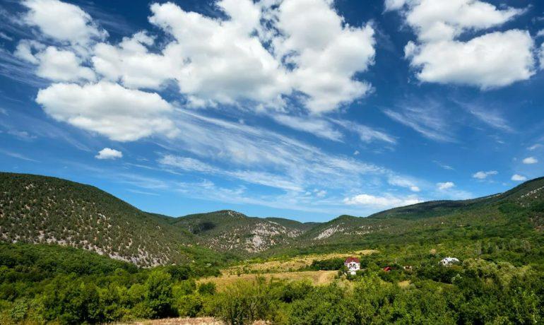 Байдарская долина: сокровищница природных чудес Крыма
