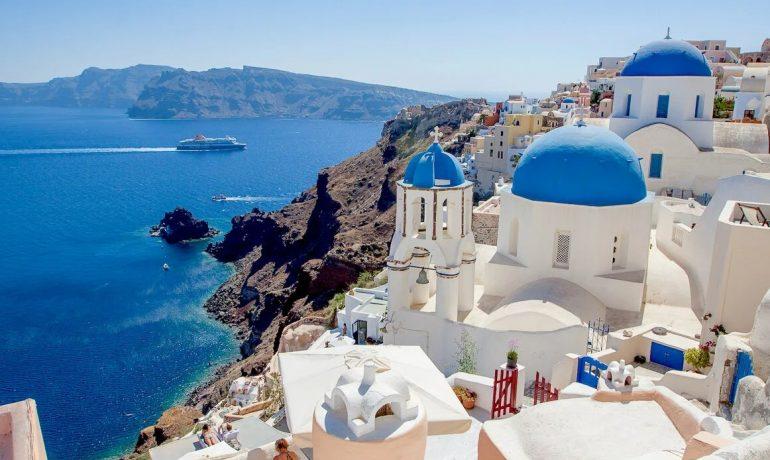 Архитектурные и природные достопримечательности Греции