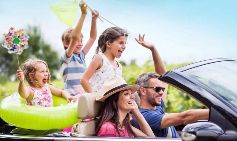 13 дешёвых семейных поездок на выходные в США