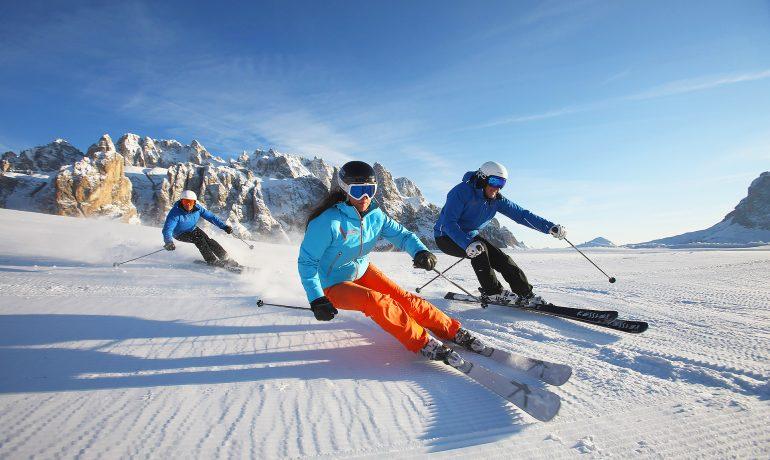 Лыжный отдых в Италии, Альпы