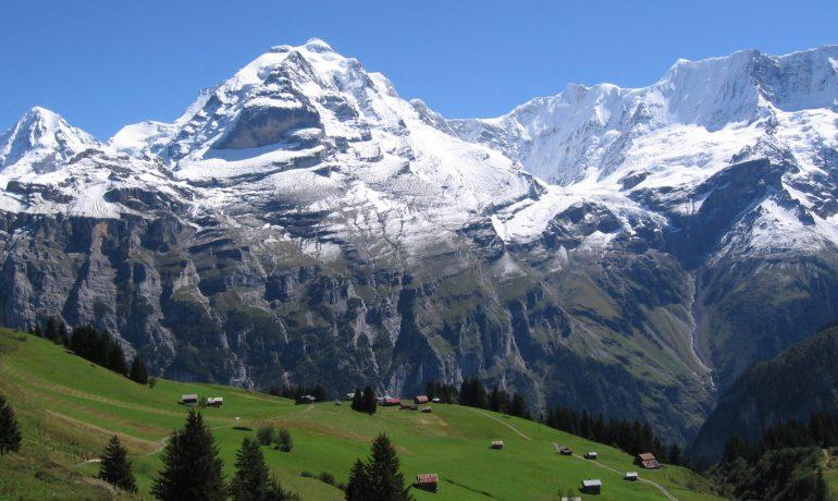 Швейцарские Альпы. Экскурсионный и горнолыжный отдых