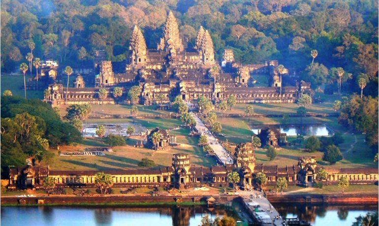 Путеводитель по Ангкор-Ват в Камбодже