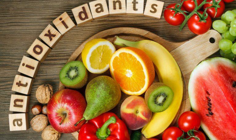 Антиоксиданты. Как работают антиоксиданты