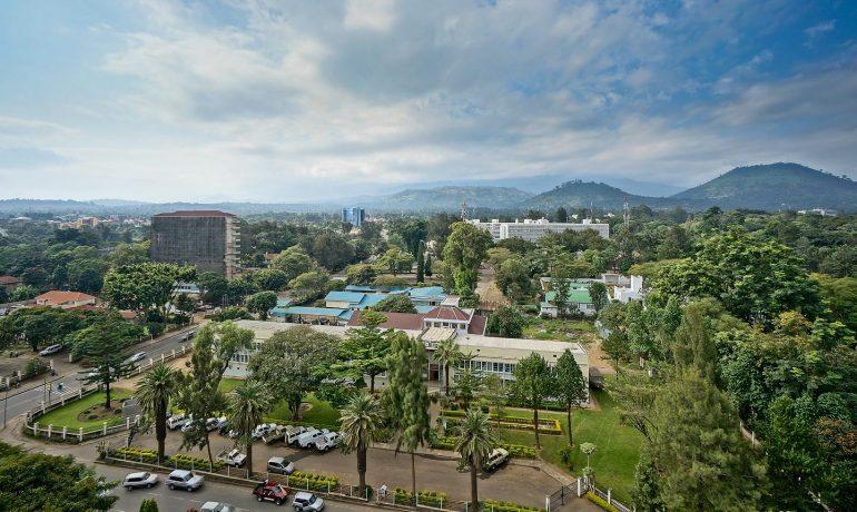 Аруша: один из крупнейших городов Танзании