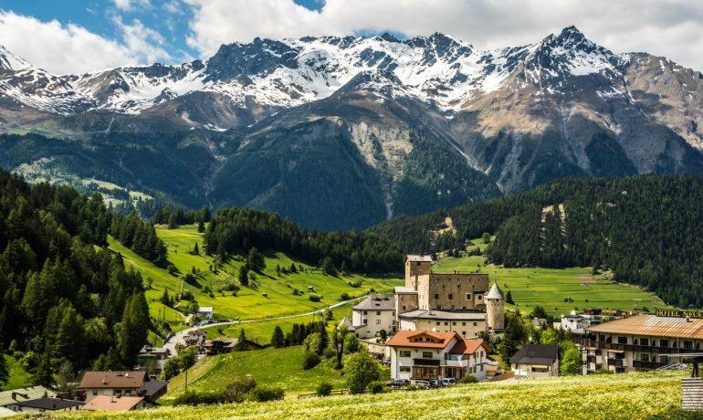 Путеводитель по Австрии: открытие городов и гор