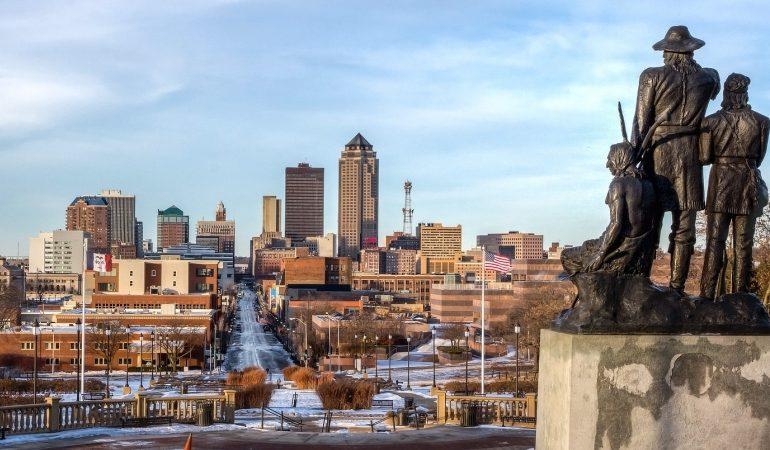 13 способов увидеть осенние цвета в Айове