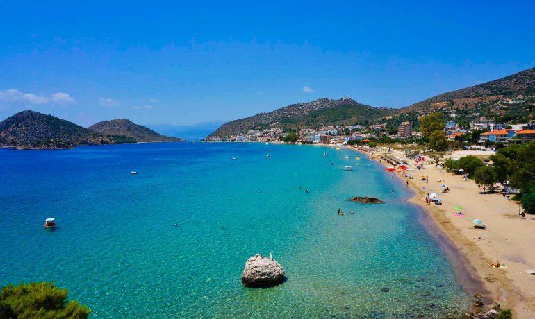 Толо – маленький рай в сердце Греции