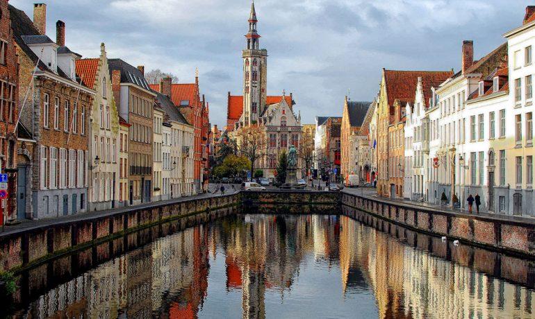 Брюгге: удивительный бельгийский город с множеством интересных достопримечательностей