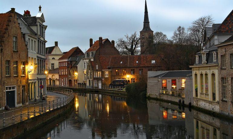 Исторический центр города Брюгге