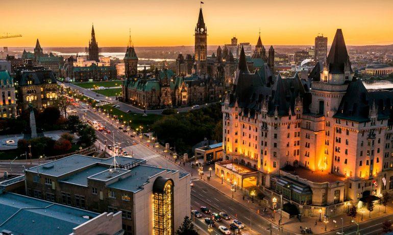 Канада – уникальная страна, где множество удивительных вещей