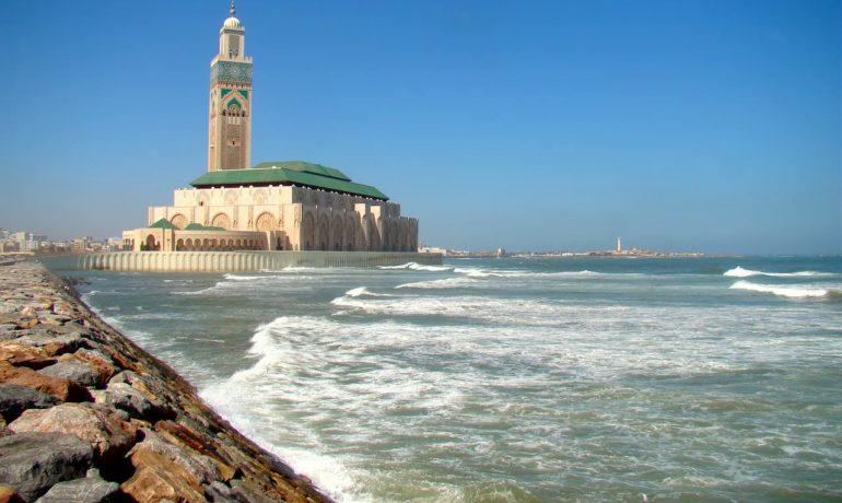 Зимний отдых в Касабланке, Марокко