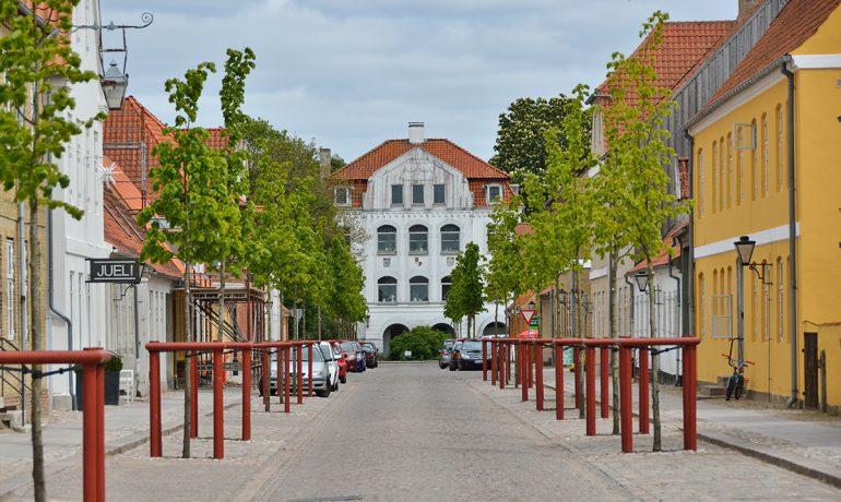Датский город Кристиансфельд: история и достопримечательности