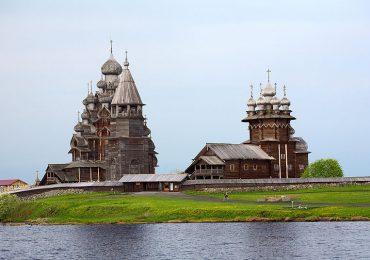 Преображенская церковь в Кижах, Россия: нет и не будет такой