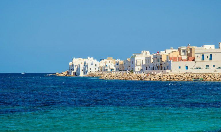 Лучшие курорты Туниса (Махдия)