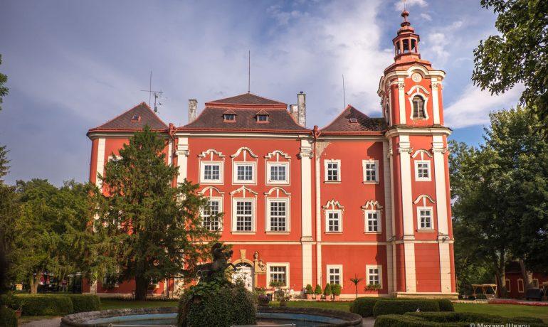В средневековой корчме Детенице, Чехия