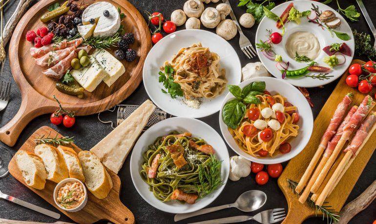 5 главных блюд солнечной Италии