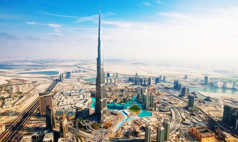 Бурдж-Халифа, ОАЭ - главное арабское чудо света