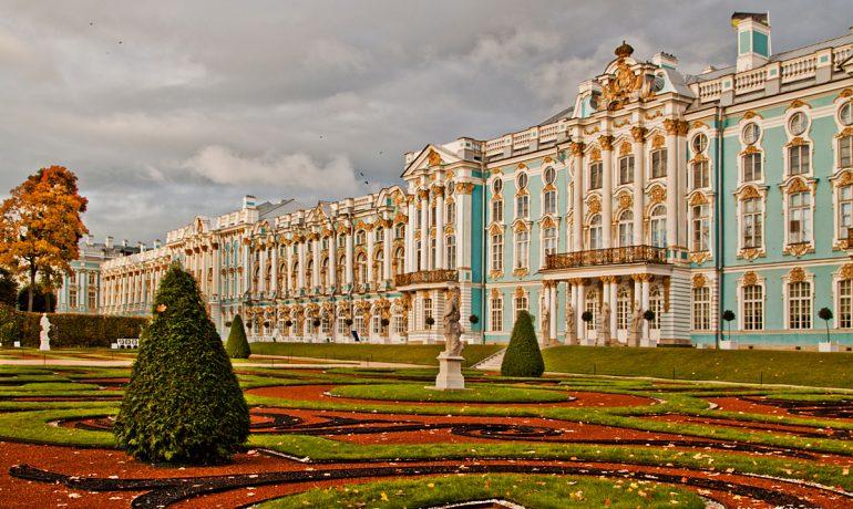 Екатерининский дворец: Санкт-Петербург
