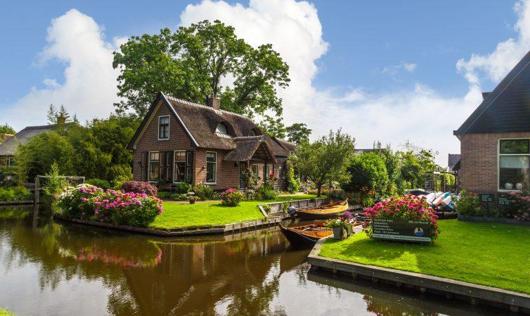 Путеводитель по Гитхорну: открытие нидерландской Венеции