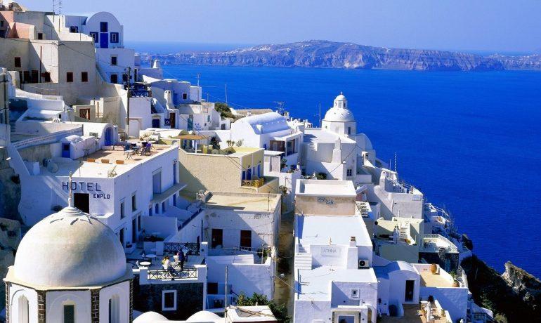 Греция. Главные города и достопримечательности