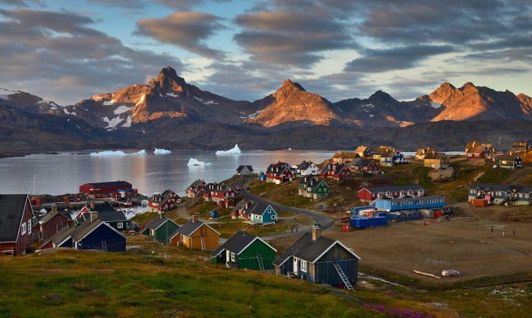 Отдых в Гренландии. Чем заняться и что посмотреть
